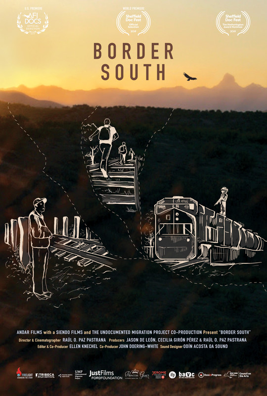 Border South movie poster