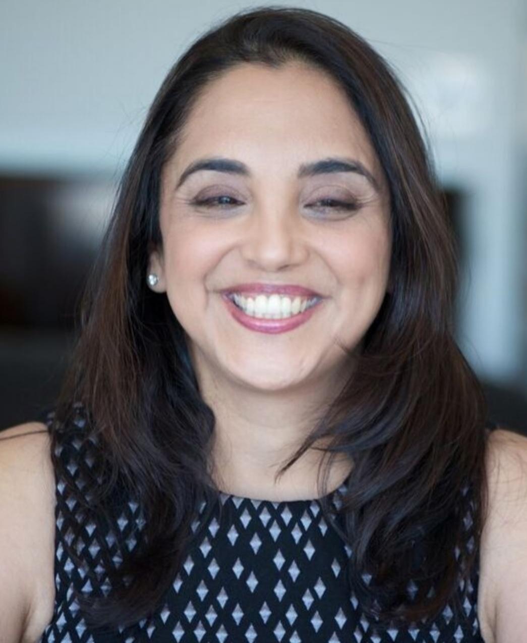 Headshot of Sheena Iyengar