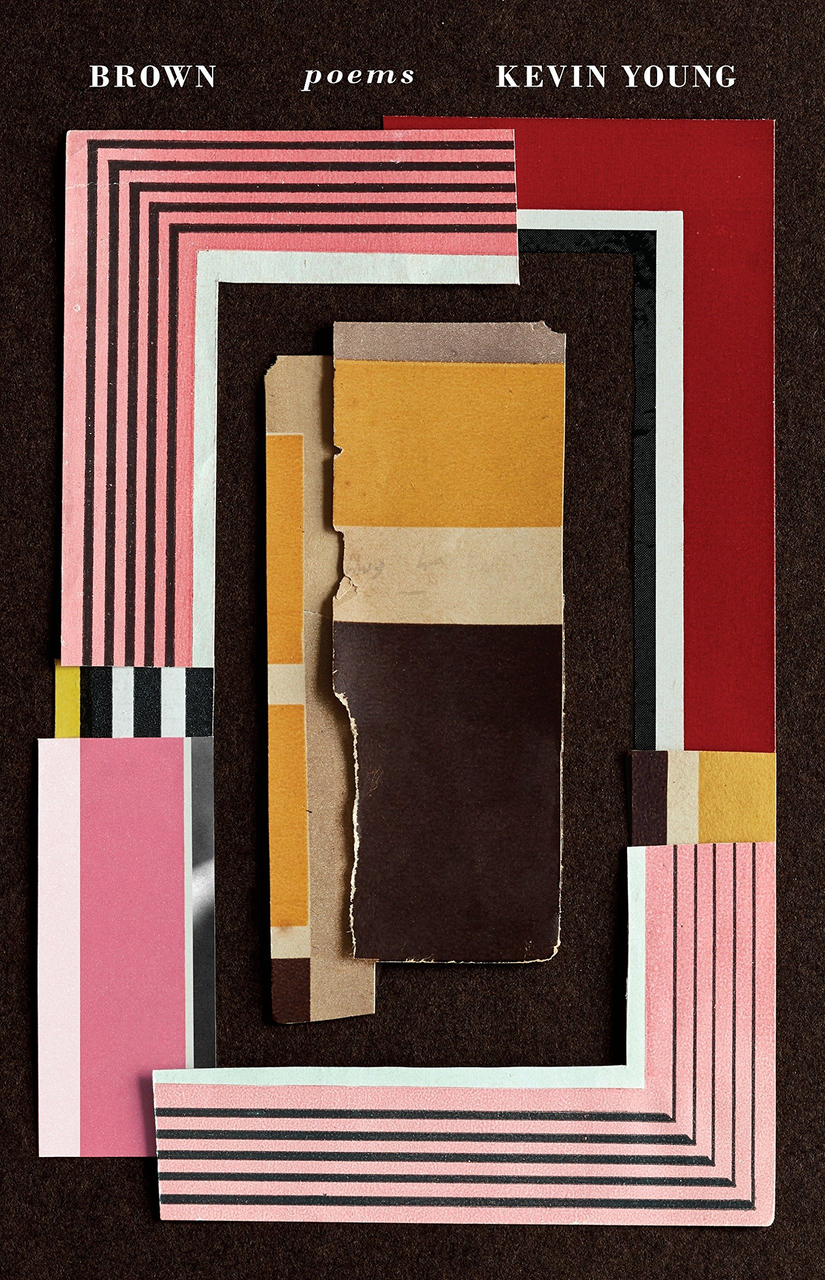 Book Cover Kevin Young's Brown
