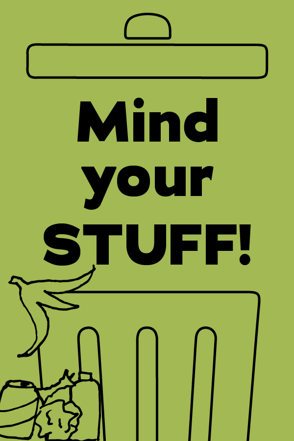 Mind your Stuff