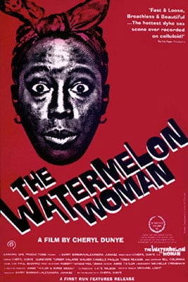 Poster for film Watermelon Woman
