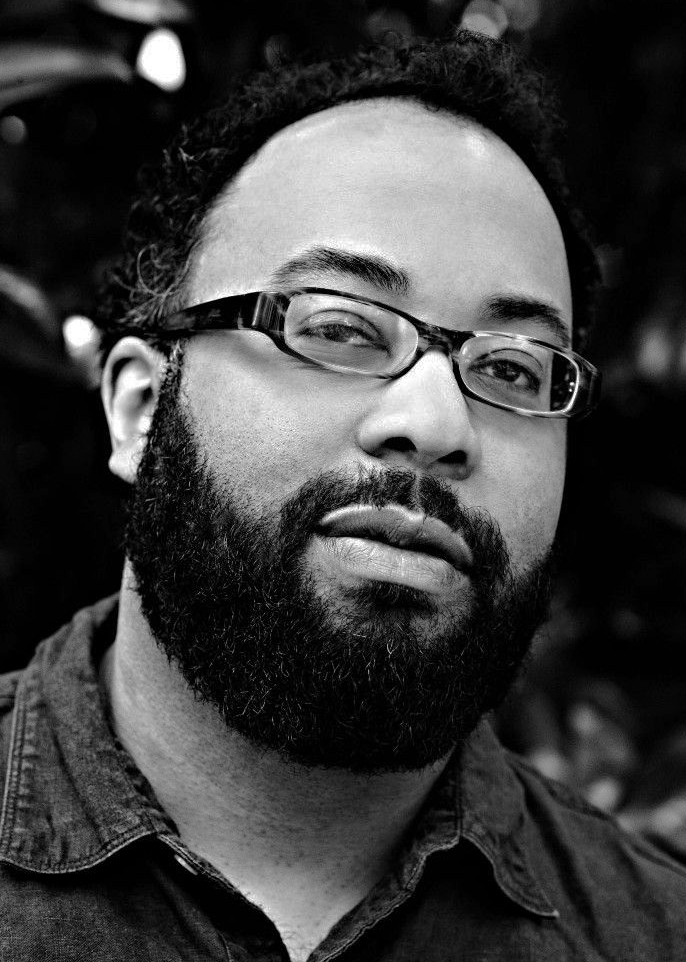 Kevin Young - photo by Melanie Dunea