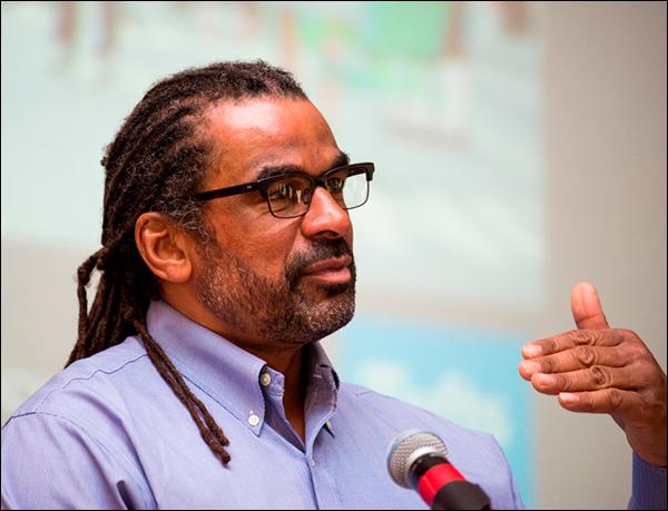 Julian Agyeman Headshot