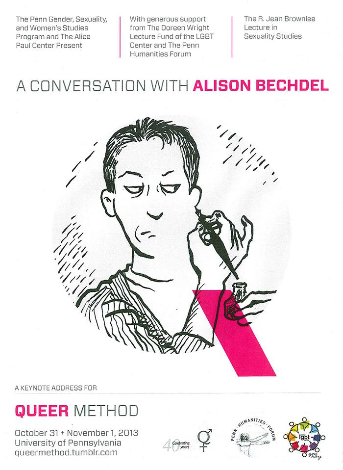 Alison Bechdel  Conversations