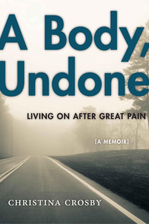 Book cover of A Body Undone