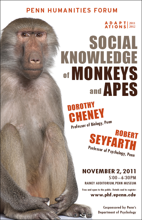Poster  for Social Knowledge of Monkeys