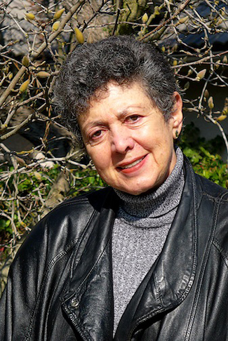 Photo of Lillian Faderman