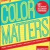 Color Matters words in Art