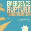 Emergence, Rupture, Transformation_Poster