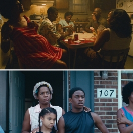 Mississippi Damned Movie Stills, African American Families Having Fun and Contemplating