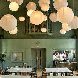 Dining Room designed by Ilse Crawford