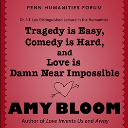 Amy Bloom_Tragedy is Easy_Poster