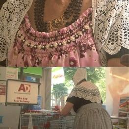 Elder Women in Small Town
