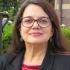 Portrait of Prof. Teresa Blankmeyer Burke